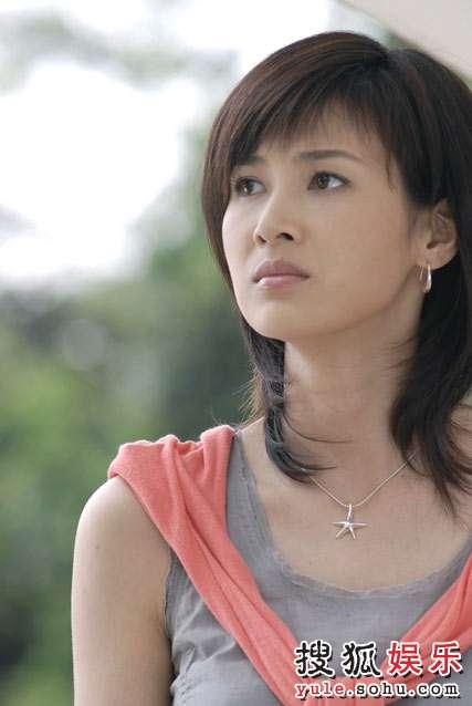 中国女影星童蕾